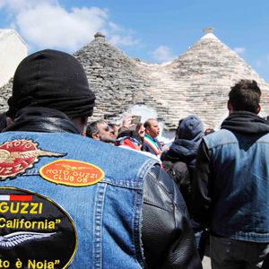 Evento, Moto Guzzi, Bari, Puglia, Alberobello, Trulli, Ristorante La Cantina, Lippolis,