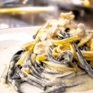 Spaghetti quadrati, Primo piatto, Trattoria Da Donato, Laura Leogrande,